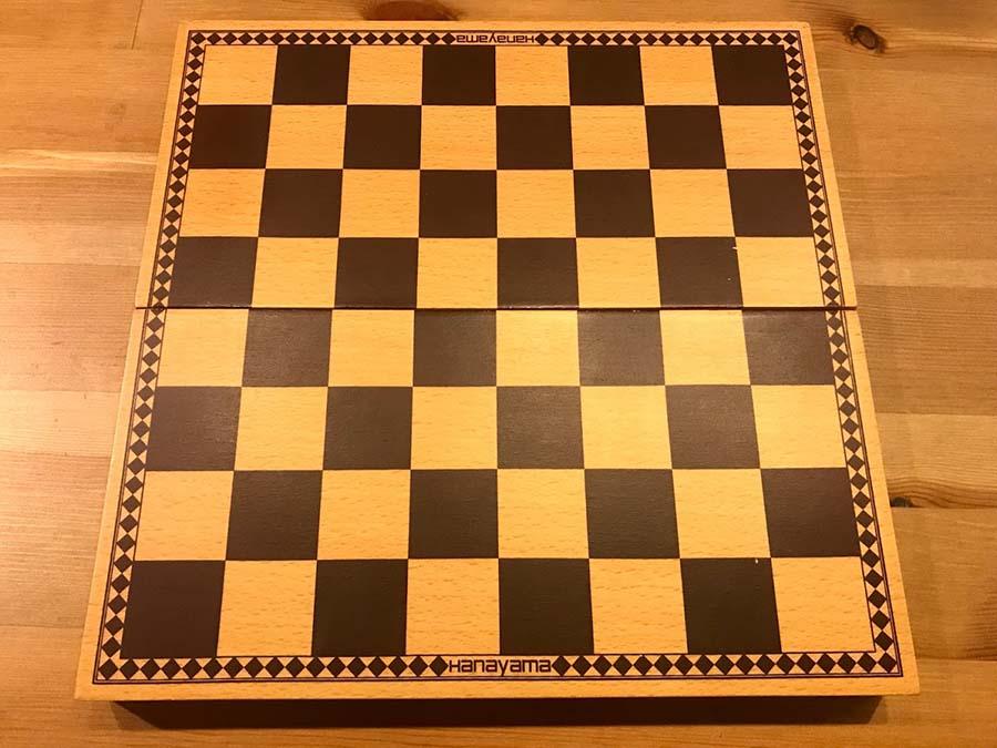 チェス 盤面の向き2
