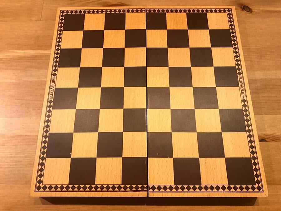 チェス 盤面の向き1